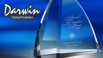 ダーウィン - オプティカルガラスの高品質ブランド