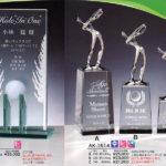 ゴルフ トロフィー AK-1592・AK-1514・HA-732・AK-1595