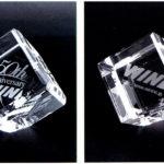 2D加工クリスタル製品 ZE-223-1~6