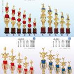 各競技選択トロフィー JA-2530・JA-2339~2341
