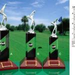 ゴルフ トロフィー VA-3570・VA-3521・VA-3513
