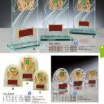 各競技選択楯 MAL-6201~6202・CAL-5542