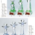 光学ガラス製ブロンズ VA-3508~3509・MA-6219~6220