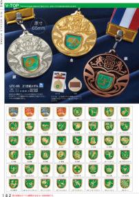 各競技選択 21世紀メダル LFC-65・LFC-46・VAL-4747